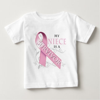 My Niece is a Survivor.png Baby T-Shirt
