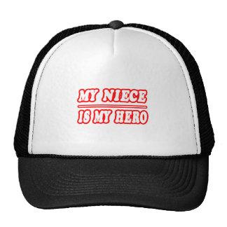 My Niece Is My Hero Hat