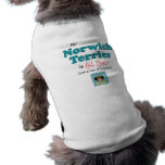 My Norwich Terrier is All That! Pet Tee