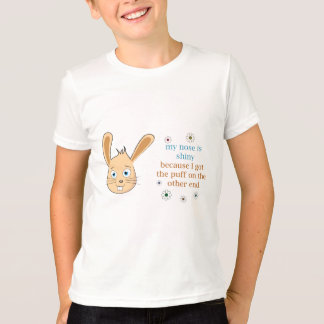 My Nose is Shiny T-Shirt