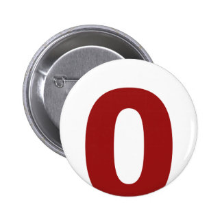 My Number Is 0! Button
