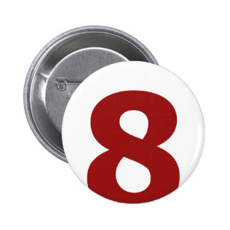 My number is 8! button