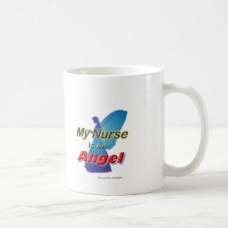 My Nurse in an Angel Classic Mug