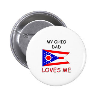 My OHIO DAD Loves Me Pin