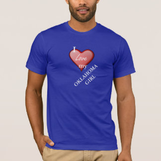 My Oklahoma Girl T-Shirt