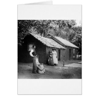 My Old Adobe Home, 1880s Card