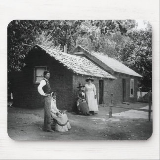 My Old Adobe Home, 1880s Mouse Pad