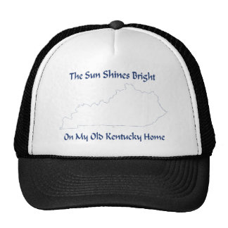 My Old Kentucky Home by U.S. Custom Ink Trucker Hat