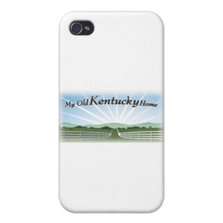 My old Kentucky home Cover For iPhone 4
