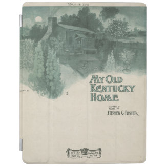 My Old Kentucky Home iPad Cover
