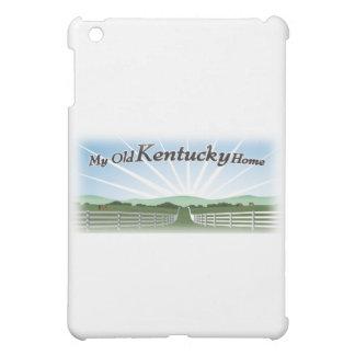 My old Kentucky home iPad Mini Cases