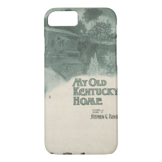My Old Kentucky Home iPhone 8/7 Case