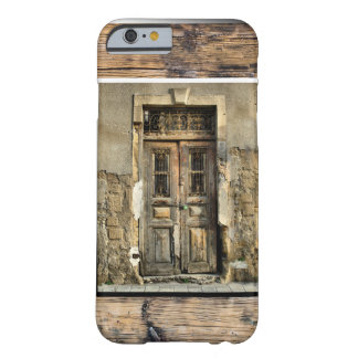 My old wooden door barely there iPhone 6 case