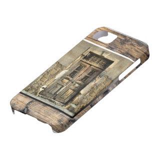 My old wooden door iPhone SE/5/5s case