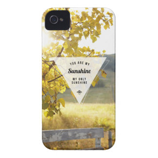 My Only Sunshine Inspirational iPhone 4/4S Case