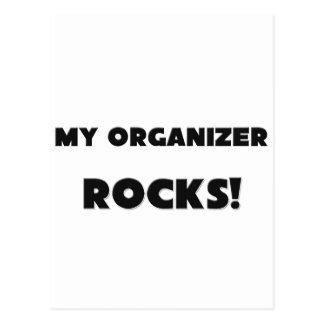 MY Organizer ROCKS Postcard