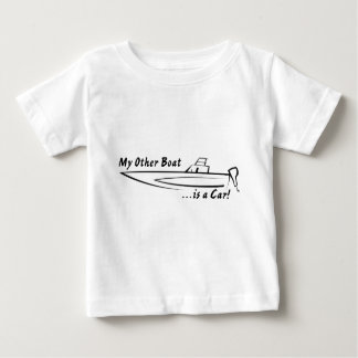 My Other Boat is a Car! Baby T-Shirt