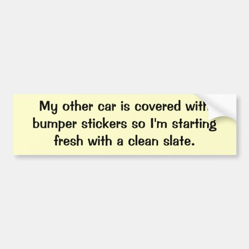 my-other-car-06 pegatina para auto