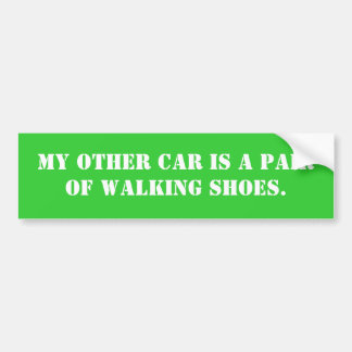 my-other-car-21 car bumper sticker