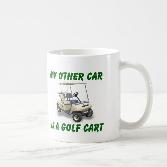My other car coffee mug