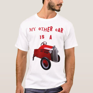 My Other Car Is A Hot Rod T-shirt