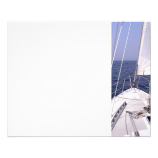 My Other Car is a Sailboat! Flyer