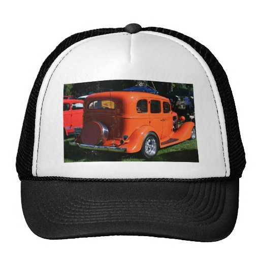 My other car is on the front hats