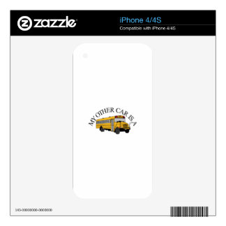 My Other Car Skin For iPhone 4