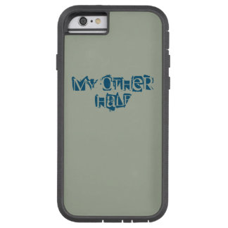 My Other Half iPhone Case
