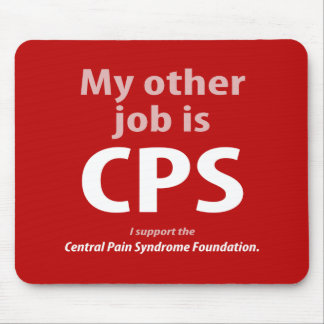 My other job is CPS. Mouse Pad