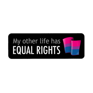 My Other Life Bisexual Black Label