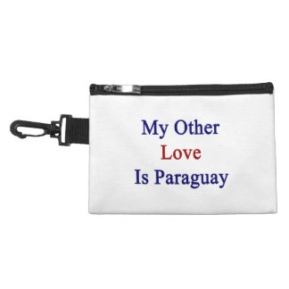 My Other Love Is Paraguay Accessories Bags