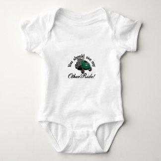 My Other Ride Baby Bodysuit