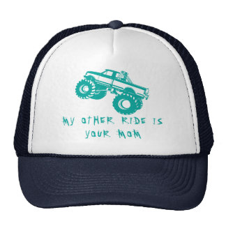 My Other Ride Mesh Hats