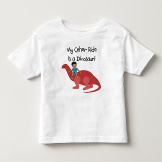 My Other Ride is a Dinosaur AA T Shirts