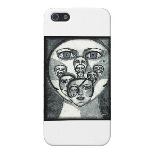 MY OTHER SELVES COVER FOR iPhone 5