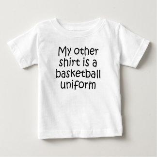 My Other Shirt Is A Basketball Uniform