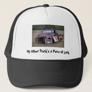 My Other Truck's a Piece of Junk Trucker Hat