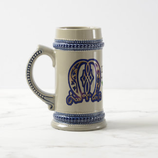 My other vessel is a goblet beer stein