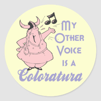 My Other Voice Stickers