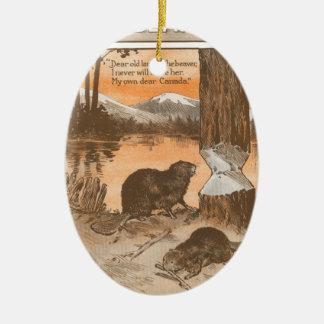 My Own Dear Canada Ceramic Ornament