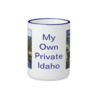My Own Private Idaho Ringer Mug