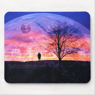My Own Universe Mouse Pad