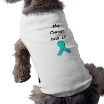 My Owner has IC Shirt