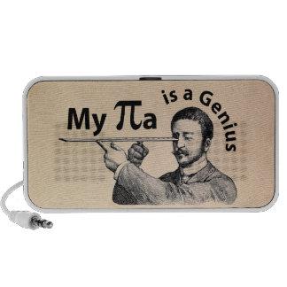 My Pa is a Genius Travel Speakers