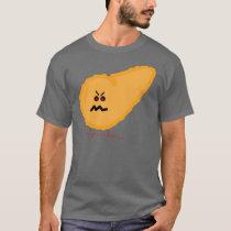 My Pancreas Hates Me! –Diabetes Awareness T-Shirt