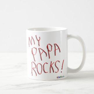 My Papa Rocks! Mug