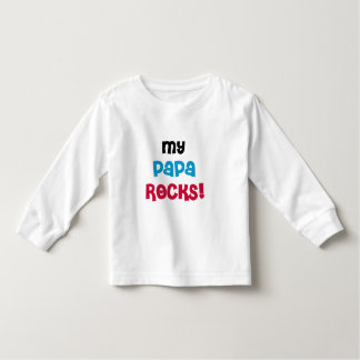 My Papa Rocks Tshirts and Gifts