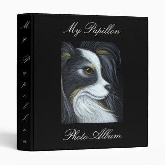 MY PAPILLON PHOTO ALBUM Avery Binder