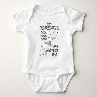 My Parabola Baby Bodysuit